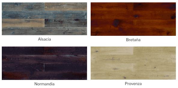 range madera natural