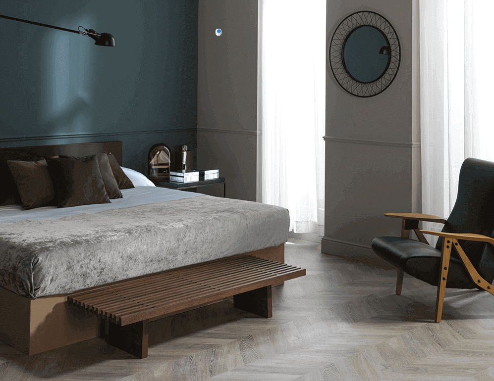 Discover the new trends in laminated flooring.