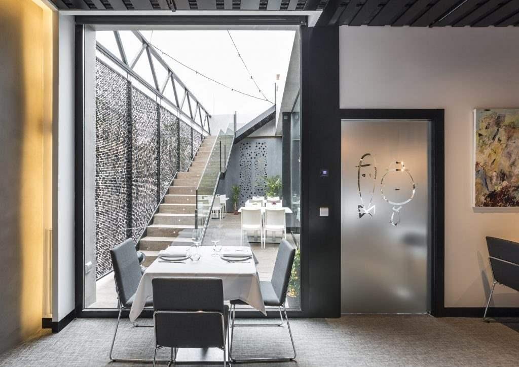 Restaurante El Gordo y El Flaco  - Tash | Taller de Arquitectura Sánchez - Horneros