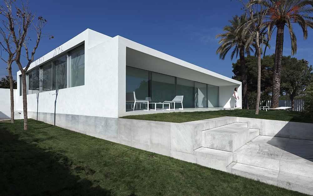 Casa de la Brisa de Fran Silvestre
