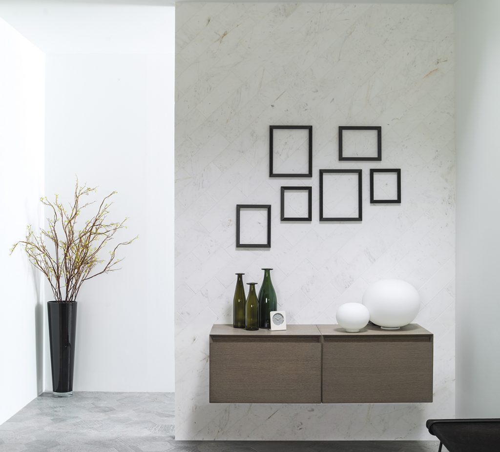 Marble, natural stone par excellence