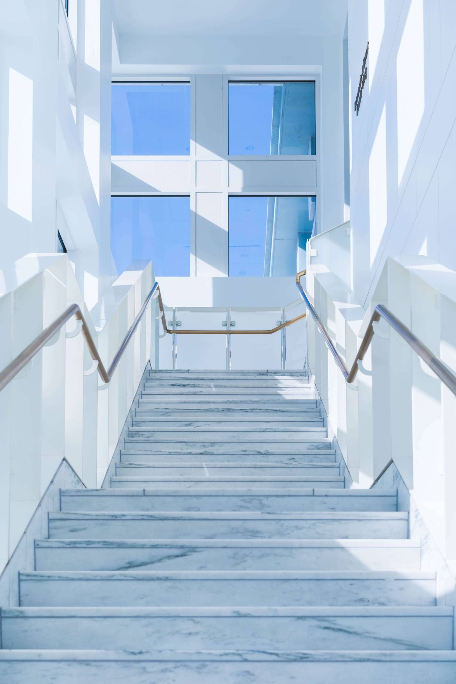 Stairs-marble
