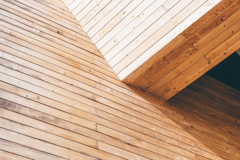 La madera en construcción y arquitectura