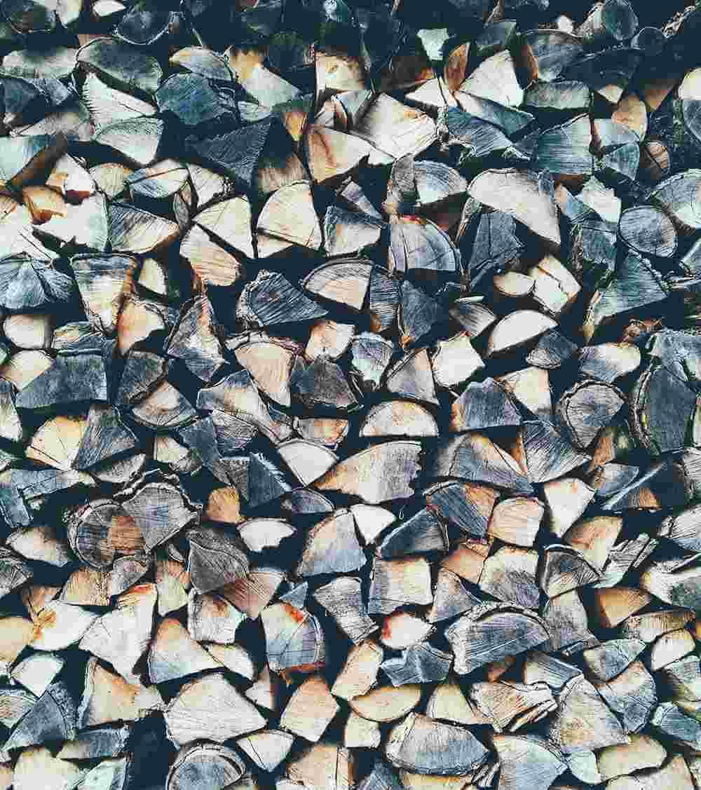Wood-mosaics