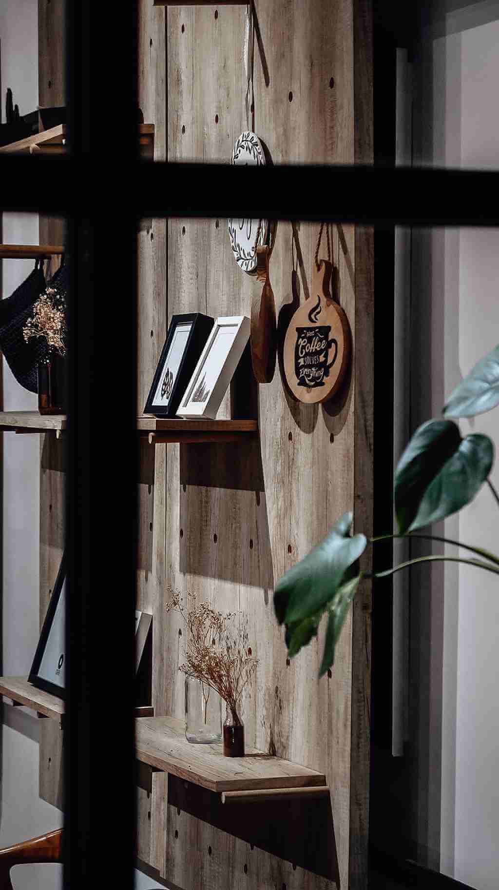 estantería-madera