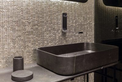 XVII ideas of mosaics for bathrooms