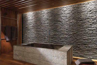 Comment décorer notre salle de bain en pierre naturelle