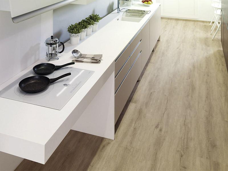The 8 best luxury vinyl flooring for your kitchen