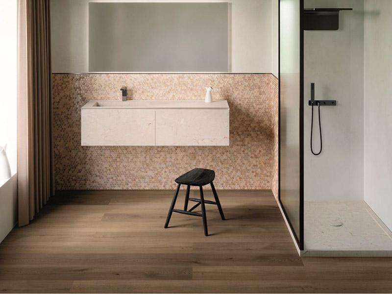 Las ventajas de colocar suelo vinílico en tu baño