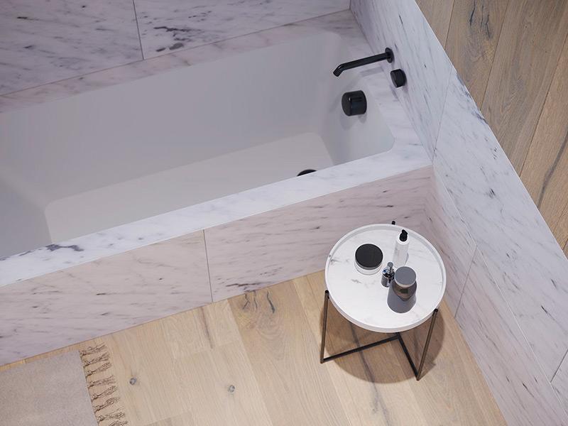 Quel est le meilleur revêtement de sol pour votre salle de bain ?