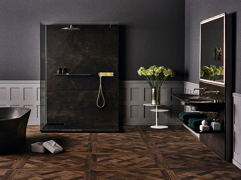 Types of floors for wet rooms: the complete guide