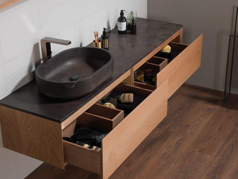 9 inspirations pour décorer les petites salles de bain