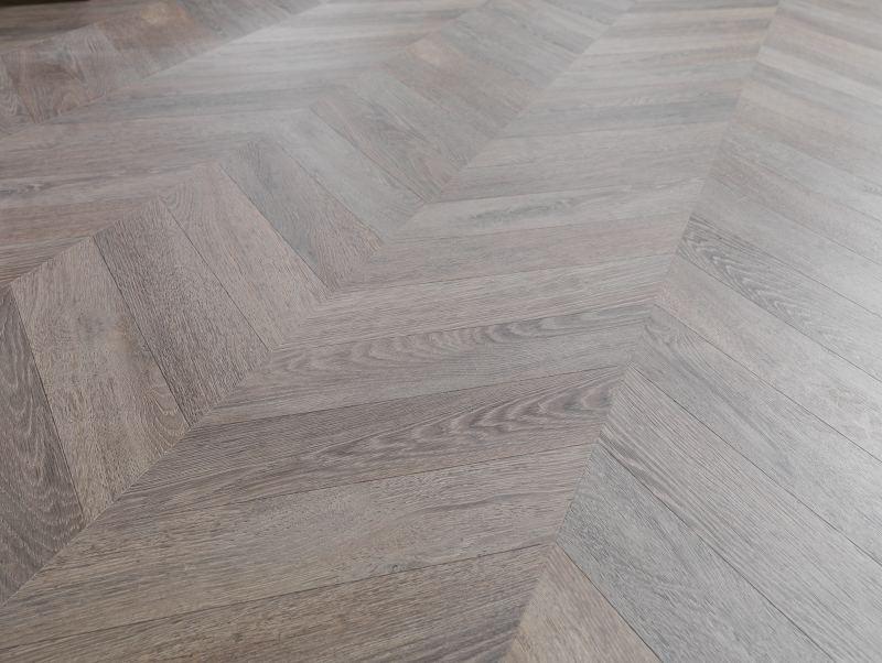 Laminate flooring on top of parquet