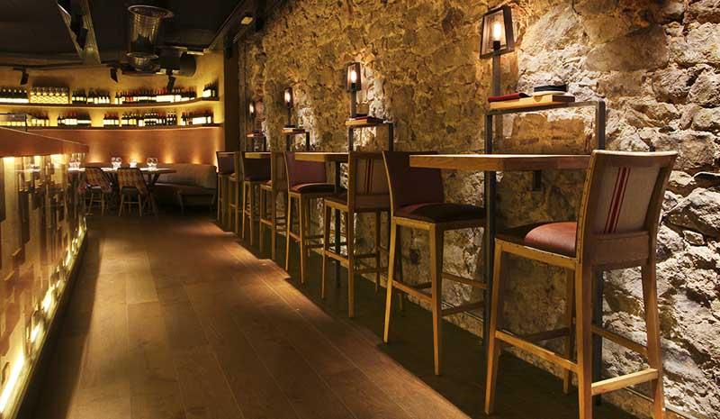 Bilbao Berria Restaurant L Antic Colonial